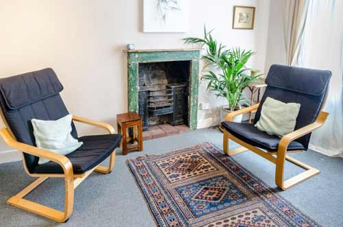 Hypnotherapy practice rooms in Westbury-on-Trym, Bristol